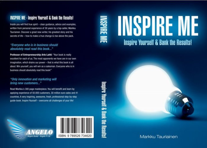 INSPIRE ME covers