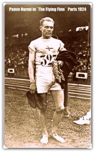Paavo Nurmi 1924