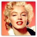 Marilyn Monroe Inspire Me Poster
